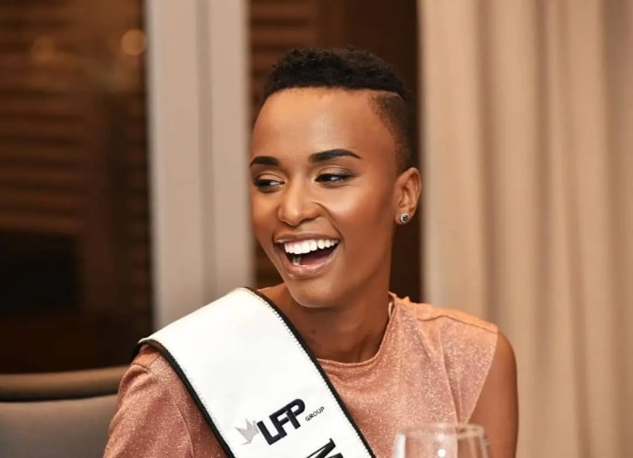 Zozibini Tunzi to represent South Africa at Miss Universe