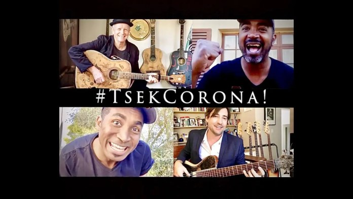 This TsekCorona song will have you laughing all day