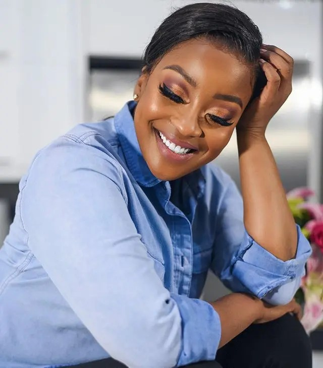 Media personality Lorna Maseko breathes fire over claims she was impregnated by EFF's Floyd Shivambu