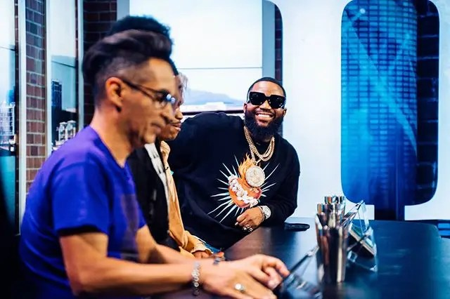 Watch: Cassper Nyovest speaks more about the beef between Riky Rick in a interview with Slikour