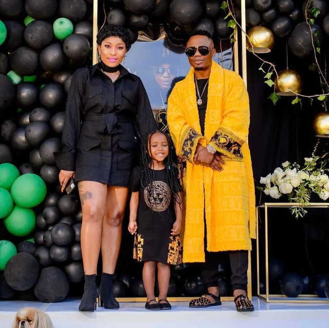 dj tira and family