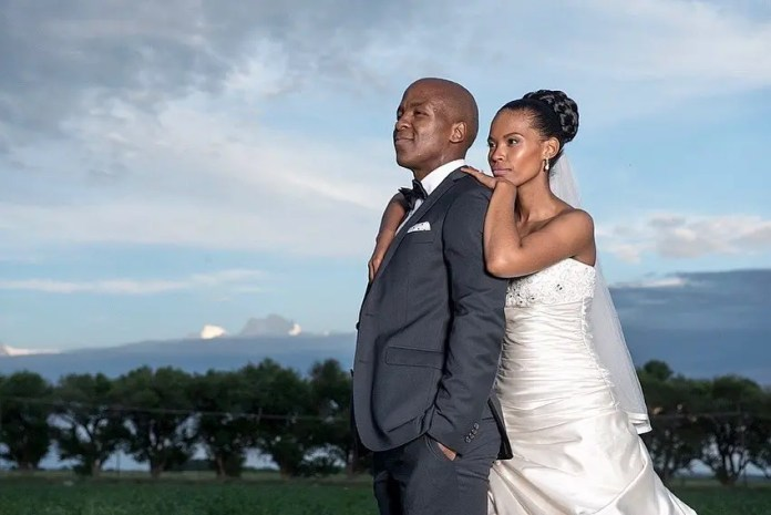 Celebrity power couples in SA