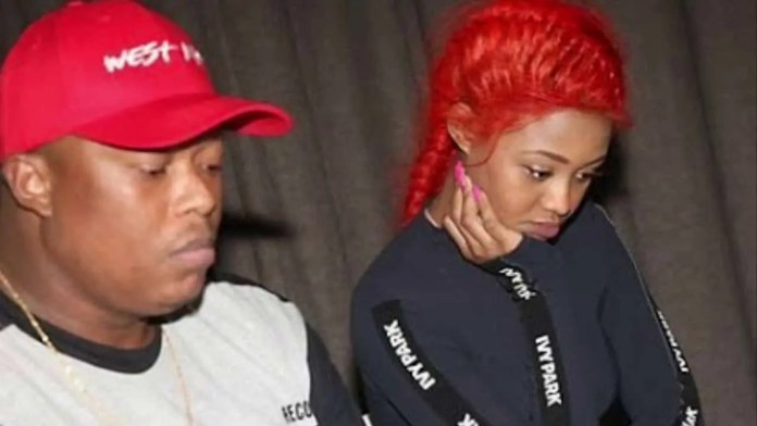 Mampintsha calls out Babes Wodumo –  She is a witch!