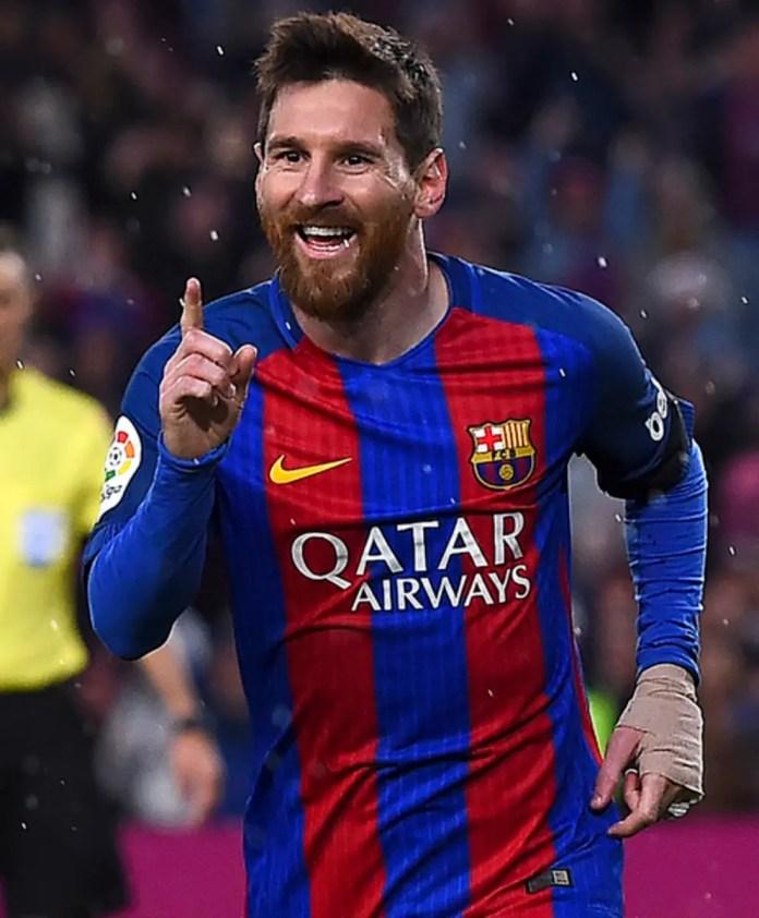 Barcelona legend Lionel Messi agrees to stay