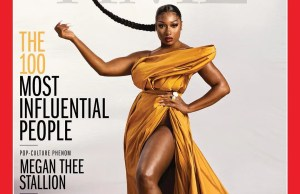 Megan Thee Stallion named in TIME magazine