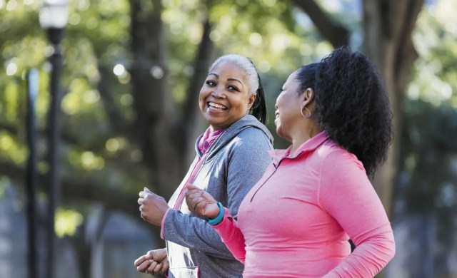 Best forms of exercise to help improve your mood