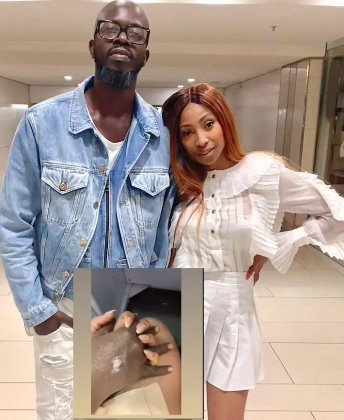Enhle Mbali's demands of million from ex-hubby Black Coffee rubbished