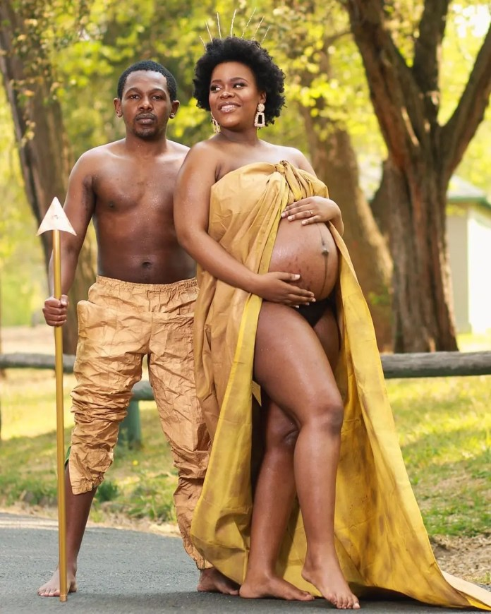 Idols SA star Phindy Dube reveals pregnancy - Pictures