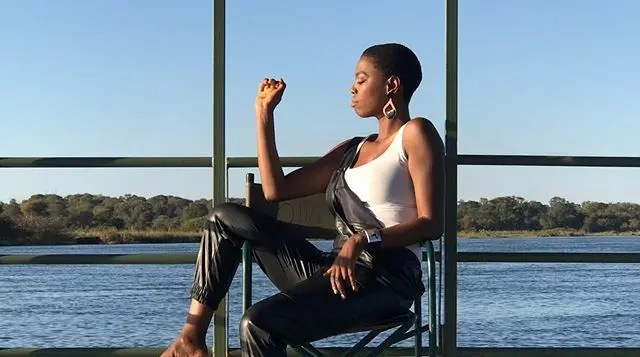 South African singer, Lira shows off in new bikini snaps