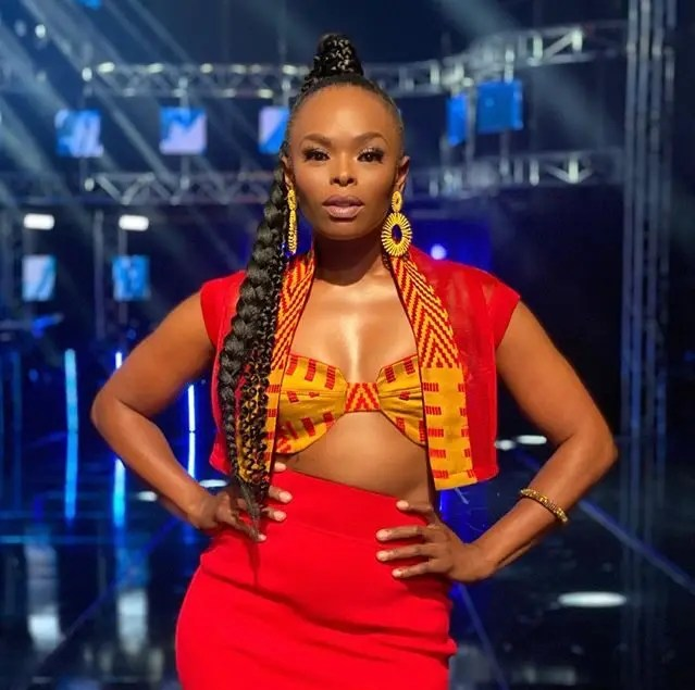 Unathi reveals how therapy changed her life