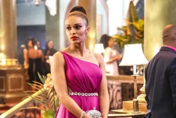 Actress Pearl Thusi Threatens To Sue