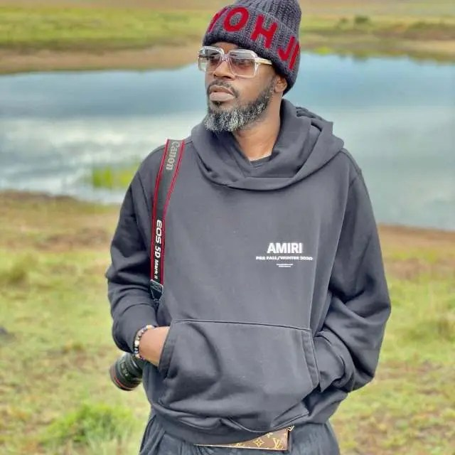 Black Coffee slams Man complimenting his R12 000 jersey