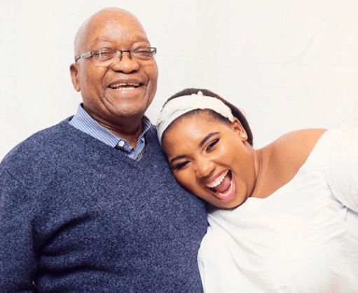 Reality TV star LaConco spills juicy details on her marriage with Jacob Zuma