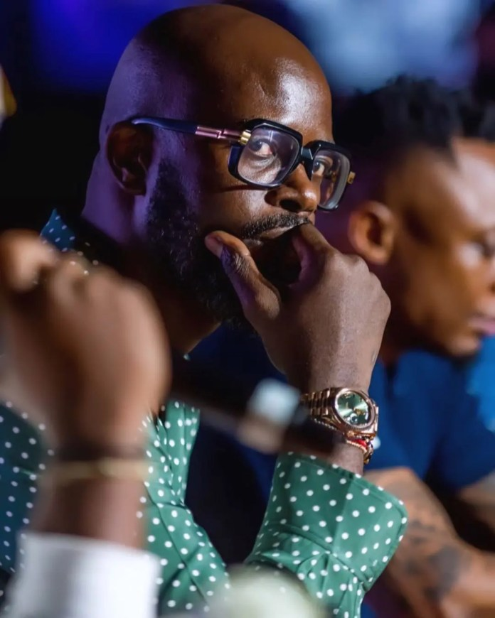 DJ Black Coffee partners with HyperionDev