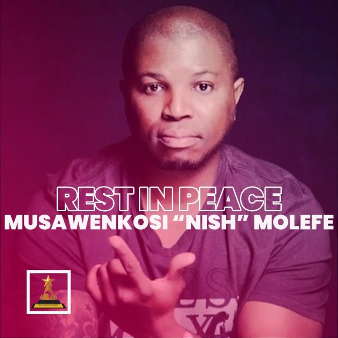Tribures pour in for the late Skwatta Kamp member Musawenkosi Nish Molefe