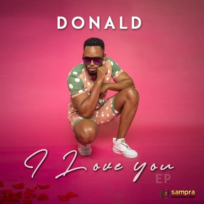 Donald to drop 'I love you' EP soon