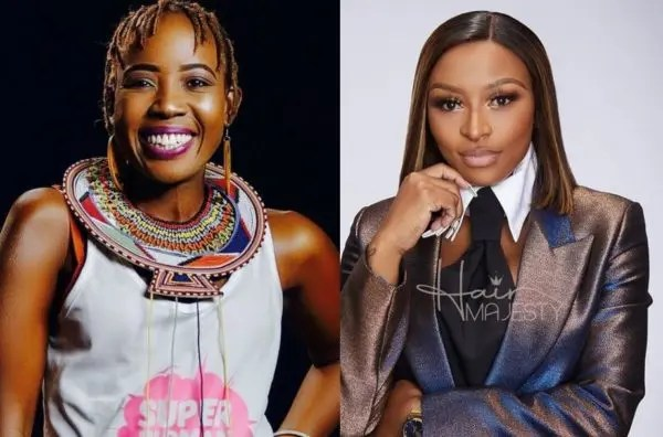 """Ntsiki Mazwai drags DJ Zinhle – Selling weaves is no different to selling drugs"""""""