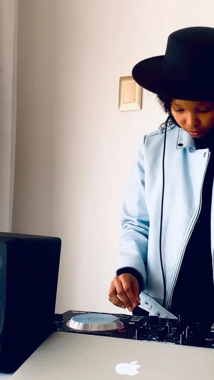 Scandal actress Mapula Mafole chases her dream of being a DJ