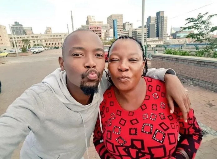 Moshe Ndiki's mom showers her son with blessings – Audio