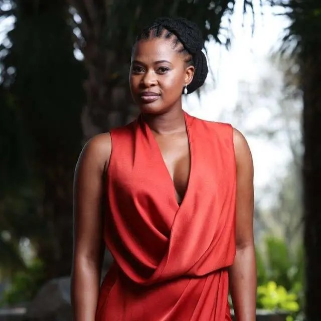 I miss being pregnant – The Queen actress Zenande Mfenyana raises eyebrows as winter cold hits hard