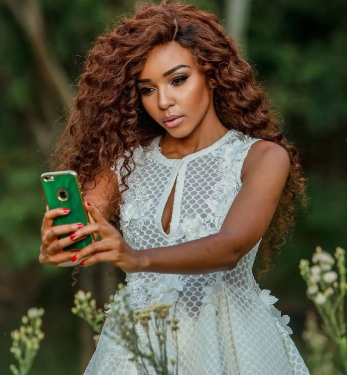 Singer Cici flaunts her hot post-baby body – Picture