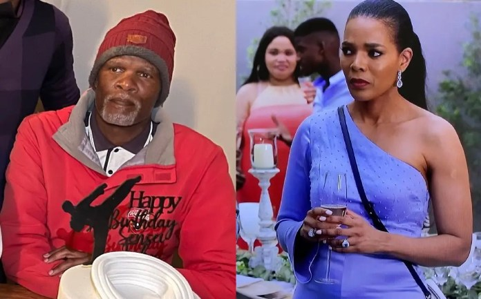 Actress Connie Ferguson mourns death of her brother