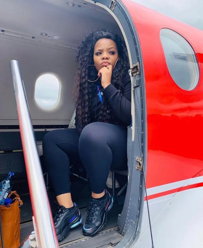 Reality TV star MaMkhize pens heartfelt birthday message to her daughter