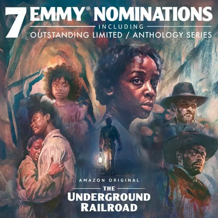 Actress Thuso Mbedu's The Underground Railroad Gets 7 Emmy Nominations