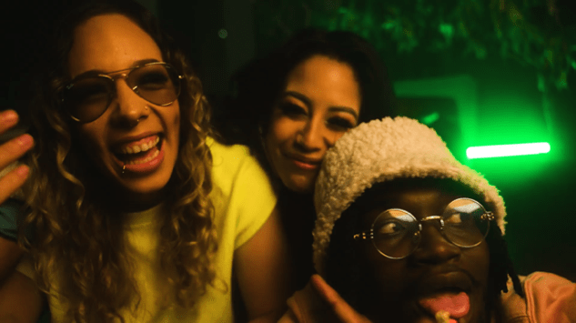 COURTNAÉ PAUL TURNS IT UP IN NEW VISUALS FOR NO OTHER WAY FEATURING MANU WORLDSTAR AND ROWLENE