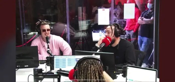 Nellie's death is non of your business! – AKA lashes out at Thando Thabethe during radio interview: VIDEO