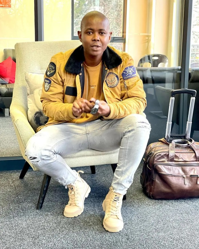 Recovery Messages Pour In For Skeem Saam Star Cornet Mamabolo