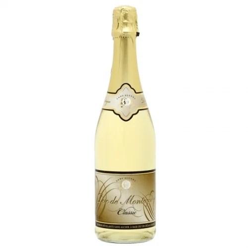 ノンアルコール・スパークリングワイン「デュク・ドゥ・モンターニュ」