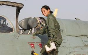 Avani Chaturvedi (Pilot) Height, Weight, Age, Wiki, Biography, Facts