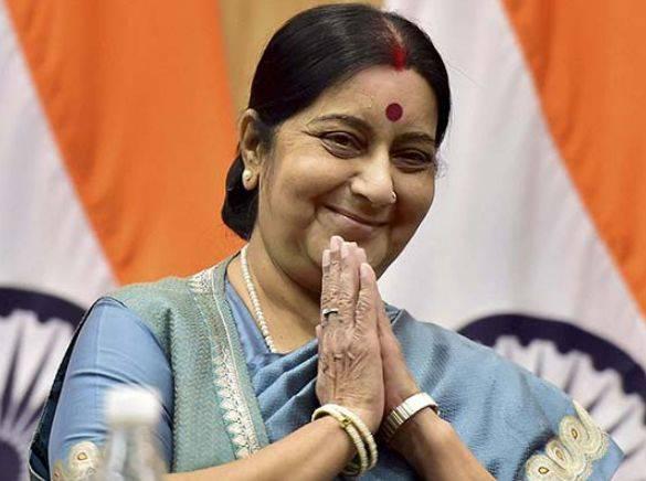 Sushma Swaraj Height, Weight, Age, Biography, Wiki, Husband, Family