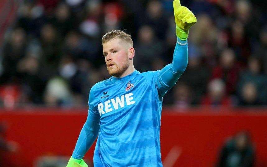 Timo Horn Contract