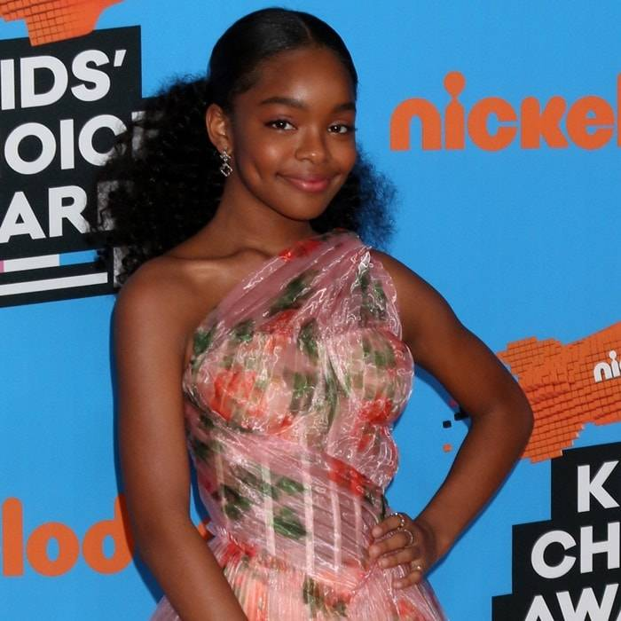 Marsai Martin Biography, Height, Weight, Age, Size, Family, Affair