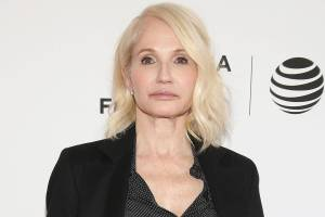 Ellen Barkin Biography