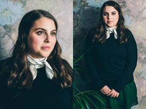 Beanie Feldstein Biography, Height, Weight, Age, Size, Family, Net Worth