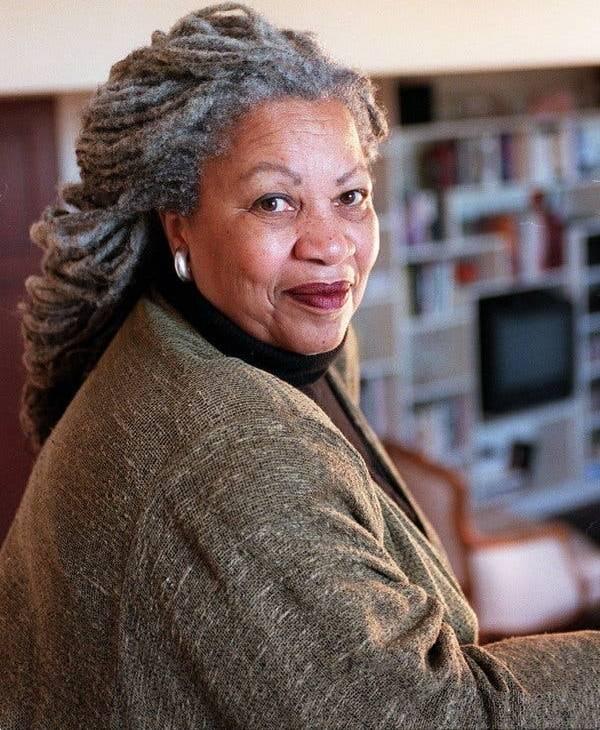Toni Morrison Editor