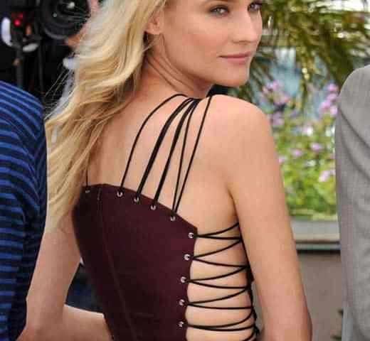 Diane Kruger German-American Actress Net Worth Favorite Things