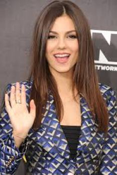 Victoria Justice Favorite Music Color Books Perfume Dry Shampoo Biography