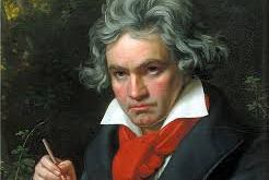 Ludwig van Beethoven was A German Music Composer and Pianist Musician History Biography Records