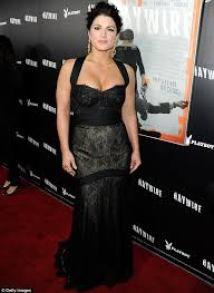 Gina Carano Gina Joy Carano is An American Actress Model Martial Artist Body Measurements Net Worth Relationship Career Profile Shoe Bra Size Height Weight