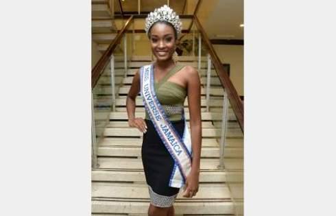 Miss Jamaica Davina Bennett Body Measurements Relationships Net Worth Bra Size Height Weight Biography Age Career Profile Favorite