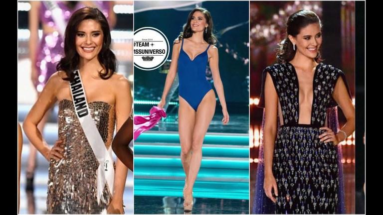 Miss Thailand 2017 Maria Poonlertlarp Body Measurements Relationships