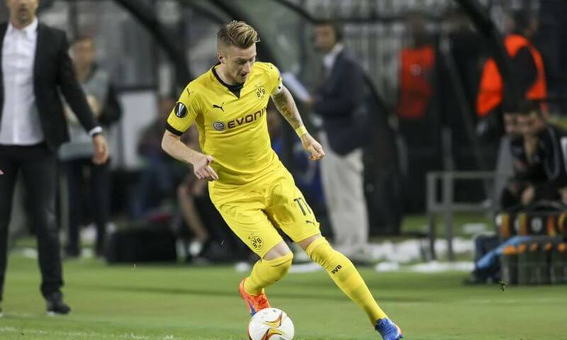 Marco Reus Weight Height Eye Color Body Measurements Shoe Size