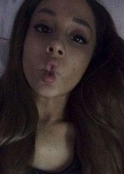 Ariana Grande No Makeup Pictures