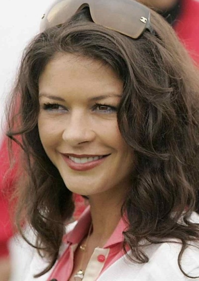 Catherine Zeta Jones No Makeup Pictures