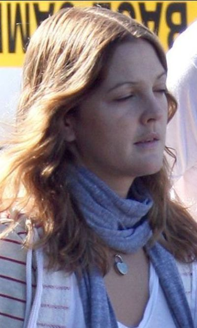Drew Barrymore No Makeup Pictures