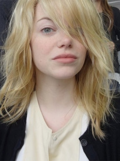 Emma Stone No Makeup Pictures